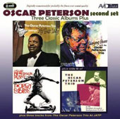 Oscar Peterson: 3 Classic Albums Plus