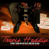 Travis Haddix: Love Coupons [Digipak]