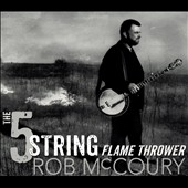 Rob McCoury: 5 String Flamethrower [8/19]