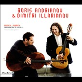 Musical Journey from Dowland to Piazzolla - Boris Andrianov (cello), Dimitri Illarianov (guitar)