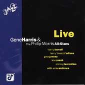 Gene Harris: Philip Morris All-Stars Live