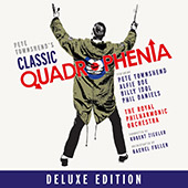 Pete Townshend/Royal Philharmonic Orchestra: Pete Townshend's Classic Quadrophenia [CD/DVD] [Digipak]