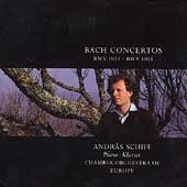 Bach: Keyboard Concertos BWV 1052-1058 / András Schiff
