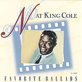 Nat King Cole: Favorite Ballads [Collectables]