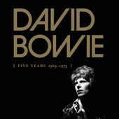 David Bowie: Five Years 1969-1973 [Box] [9/25] *