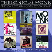 Thelonious Monk: The Complete Albums Collection (1954-1957) [Box] *