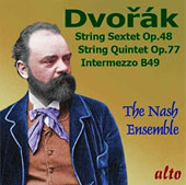 Dvorák: String Sextet in A, Op. 68; String Quintet in G, Op. 77 / The Nash Ensemble