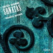 Julius Reubke (1834-1858): Piano Sonata in B flat minor; Sonata on the 94th Psalm / Markus Becker, piano