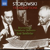 Stokowski Transcriptions of J.S. Bach, Tchaikovsky, Wagner, Mussorgsky, Purcell, Boccherini / Timothy Walden, cello; Bournemouth SO, Serebrier