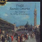 Vivaldi: Recorder Concertos /Holtslag, Parley of Instruments