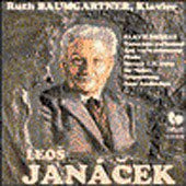 Janacek: Piano Works / Ruth Baumgartner