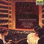 Pops Plays Puccini / Kunzel, Cincinnati Pops Orchestra