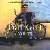 Various Artists: Balkan Voices