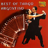 Hugo Diaz: Best of Tango Argentino: Live at the Festival in Granada 1994-97