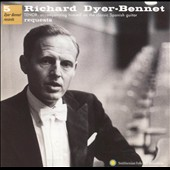 Richard Dyer-Bennett: Dyer-Bennet, Vol. 5