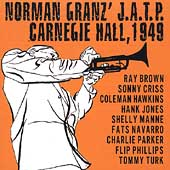 Various Artists: Norman Granz' J.A.T.P. Carnegie Hall, 1949