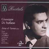 Recitals - Giuseppe Di Stefano - Arias & Scenes