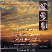 British Symphonic Collection Vol 10 - Austin, et al /Bostock