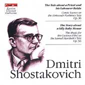 Shostakovich: The Tale about a Priest and his Laborer/ Tiles