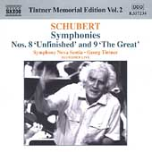 Tintner Memorial Edition Vol 2 - Schubert: Symphonies 8 & 9
