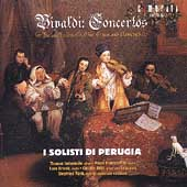 Vivaldi: Concertos / Indermuhle, I Solisti di Perugia