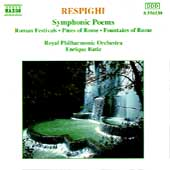 Respighi: Symphonic Poems / Bátiz, Royal Philharmonic