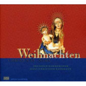 Weinachten - Brahms, et al / Rademann, Dresden Chamber Choir
