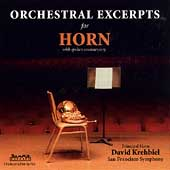 Orchestral Excerpts for Horn / David Krehbiel