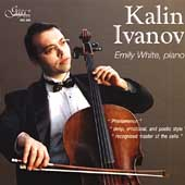 Barber, Vivaldi, Schumann, et al / Kalin Ivanov, Emily White