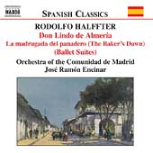 Spanish Classics - Halffter: Orchestral Works Vol 1