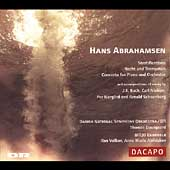 Abrahamsen: Orchestral Works