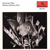 American Flute / Claudia Anderson