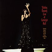 Shirley Bassey: Live at Carnegie Hall [DRG Reissue] [Slipcase]