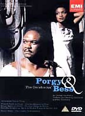 Rattle, Simon: Gershwin: Porgy & Bess [DVD]
