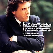 Des Knaben Wunderhorn / Thomas Hampson, Geoffrey Parsons