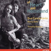 Of Heart and Homeland / Duo Concertante