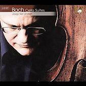 Bach: Cello Suites / Jaap ter Linden