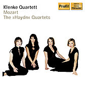 Mozart: The Haydn Quartets / Klenke Quartett