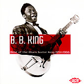 B.B. King: Best of the Blues Guitar King 1951-1966