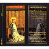 Bach: Magnificat / Rubens, Martin, Schafter, Mertens