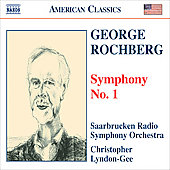 American Classics - Rochberg: Symphony no 1 / Lyndon-Gee