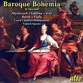 Baroque Bohemia & Beyond Vol 4 / Spurny, et al