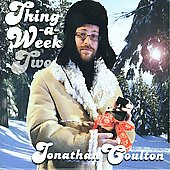 Jonathan Coulton: Thing a Week Two [Digipak]