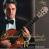 Rossen Balkanski: Works for Guitar / Gerhard Reichenbach