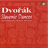 Dvorak: Slavonik Dances / John Farrar, Royal Philharmonic Orchestra
