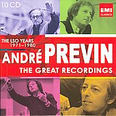 Andr&eacute; Previn - The Great Recordings - The LSO Years 1971-1980