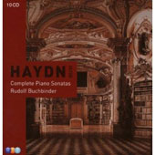 Haydn: Complete Piano Sonatas