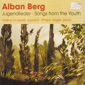 Alban Berg: Jugendlieder