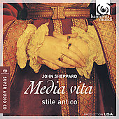 John Sheppard: Media vita
