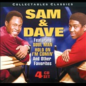 Sam & Dave: The  Very Best of Sam and Dave [Collectables] [Box]